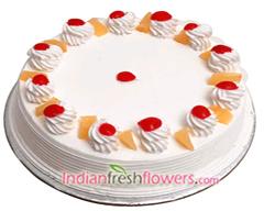 1 Kg Pineapple Cake