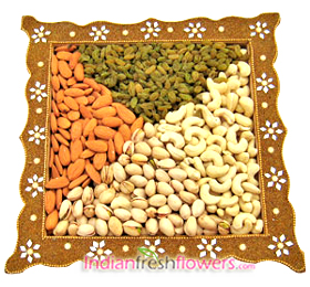 1 KG Assorted Dryfruits Tradition